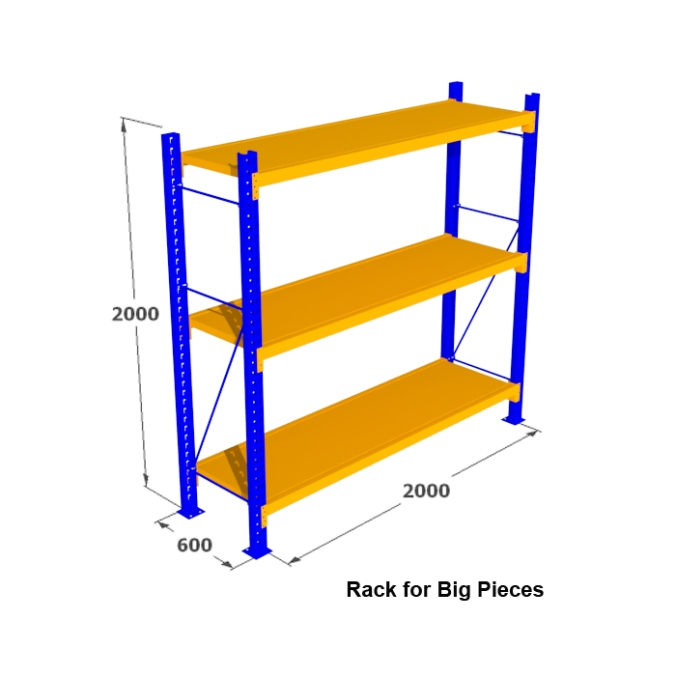 rack for big pieces 1