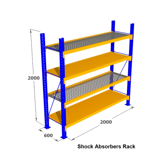 Shock Absorbers Rack